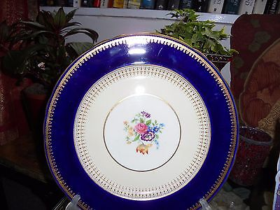 Aynsley Plate..hatfield 7024..10 And A Half Inches