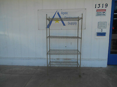 Industrial Metal Shelving  Rack #2400