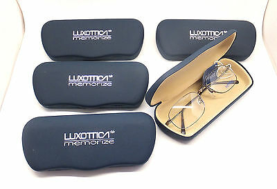 LOT OF 5 Luxottica Memorize 6502 3001 Men Women Eyewear Optical Frame DEMO RY23