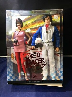 Barbie Speed Racer Pink Label Collection