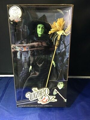 Barbie Collection Wizard of OZ Witch