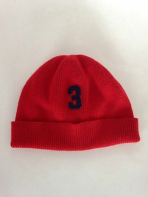 BABY GAP Boys Girls Infant Size Beanie Cap Number 3