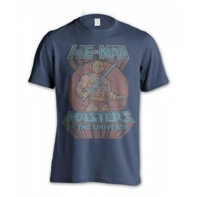Masters Of The Universe T-Shirt Logo Taglia S