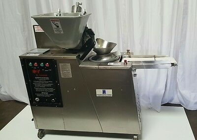 AM MANUFACTURING Scale-O-Matic MODEL S300 Dough Divider Rounder Scale O Matic