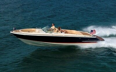 2011 Chris Craft 28 Launch Heritage Edition