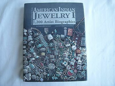 American Indian Jewely 1,200 Artist Biographies