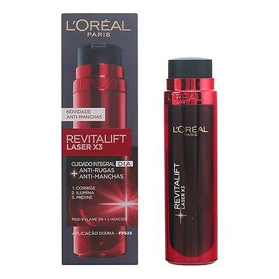 L'Oreal Make Up - REVITALIFT LASER X3antiage&antiblemish day cream SPF25 50 ml
