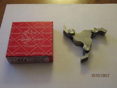 Starrett Screw Pitch Gage # 472 51 Pitches EDP # 52484