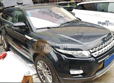 fit Land Rover for Range Rover Evoque 2011-17 running board side step nerf bar