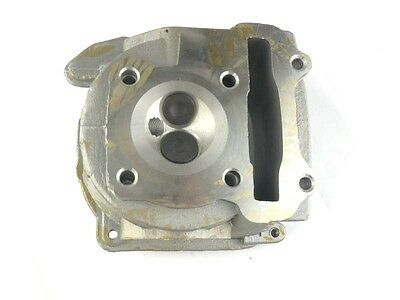 Performance Cylinder Head w/ Valve for GY6 50cc 139QMB Scooter Upto 72cc