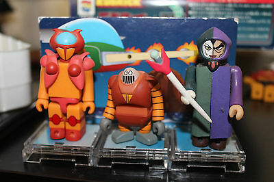 Mazinger Z Kubrick type A,B,C COMPLETE COLLECTION + devilman type B