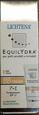 Lichtena Equilydra Bb Cream Spf15 40Ml