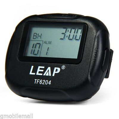 EAP TF6204 Utility Interval Timer for Yoga Hiit Cardio Tabata with LCD Display