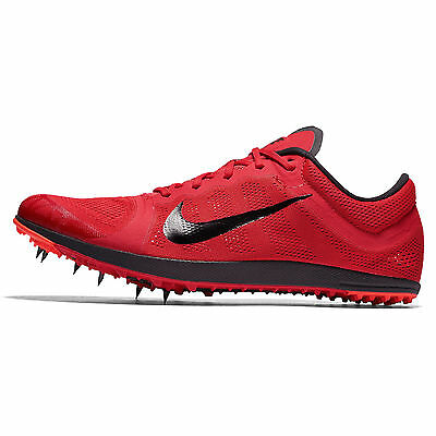 New Nike Zoom XC Track & Field Cross Country Running Shoes Spikes : Red