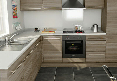 New - Mix & Match Complete Fitted Kitchen - Driftwood