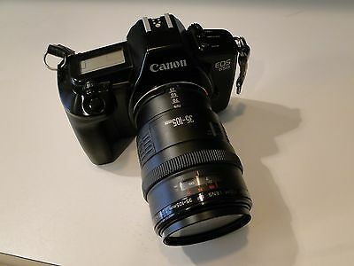 Canon EOS 650 Film Camera with 35-105mm Lens,