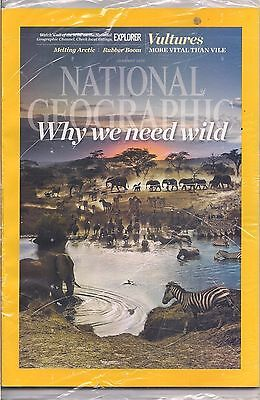 national geographic-JAN 2016-NATURE & THE BRAIN.