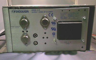 International Power IHD24-4.8, 24 & 5 volt  power supply