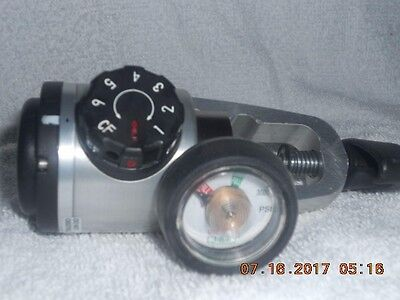 Chad Drive  Model 511 Oxygen  Regulator Great Condition