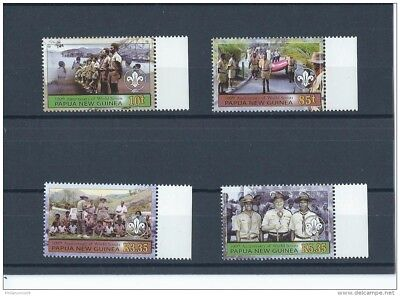 Lot : 072017/378 - Papouasie Et Nvlle Guinee 2007 - Yt N° 1143/1146 Neuf Sans Ch