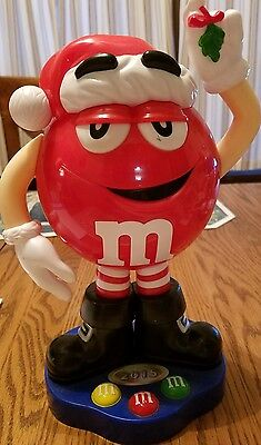 m&m figurines
