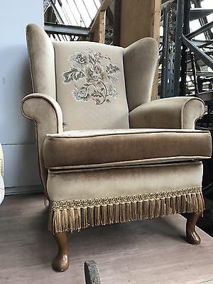 Fireside Chair Similar To Parker Knoll - For Recover
