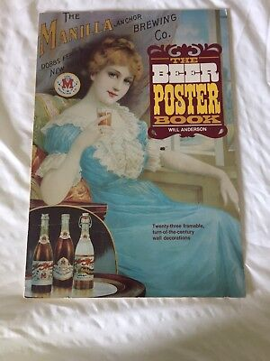 The BEER Poster Book 23 Framable Turn of the Century Posters