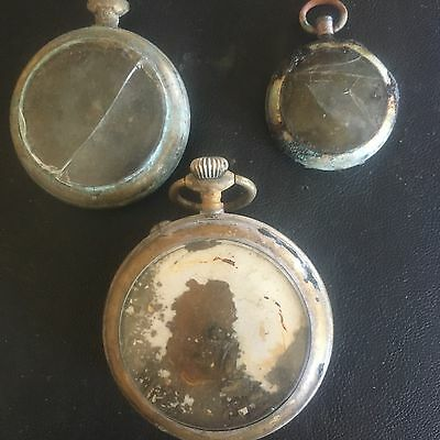 Metal Detecting Beach Finds Vintage Pocket Watches