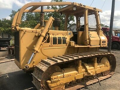 Komatsu D65E-6 BullDozer / Dozer / D65 / Ready for Transport