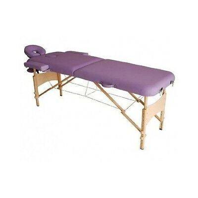 Massage Table Portable Foldable Tattoo Salon Couch Bed Therapy Beauty Travel Kg