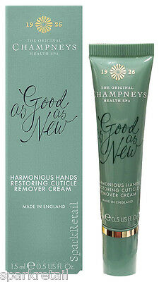 Champneys Spa As-Good-As-New Harmonious Hands Restoring Cuticle Remover 15ml