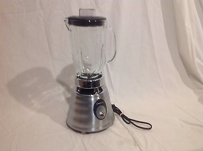Vintage Oster Beehive Blender Classic,toggle Switch,stainless And Chrome Finish,