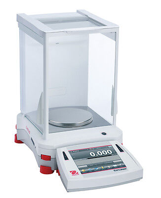 New Unit Ohaus Explorer Precision Milligram Balance - 1100 g x 0.001 g -Warranty
