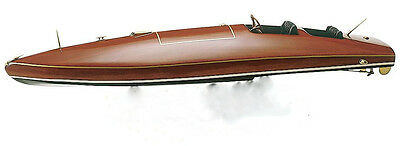 1935 22 1/2 Hacker Craft Stepped hydroplane race boat
