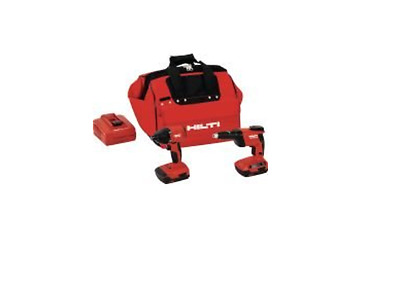Brand New Hilti Combo SID 18-A + SD 4500-A18 cordless systems (3487033)