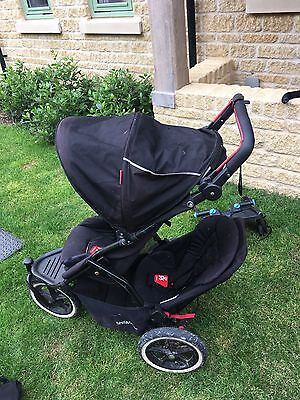 Phil And Teds Navigator V2.0 Double Buggy