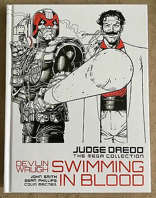 Judge Dredd: The Mega Collection Part 14 - Devlin Waugh Swimming In Blood