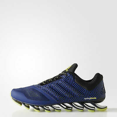 finest selection 8288d 691ee Adidas Springblade Drive 2 Original Blue Trainers