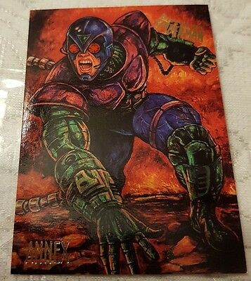 Marvel Fleer Ultra SPIDER-MAN #2 ANNEX 1995 Trading Card