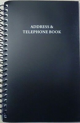 Address and Telephone Book/Email and Fax Number Dates to Remember and Notes