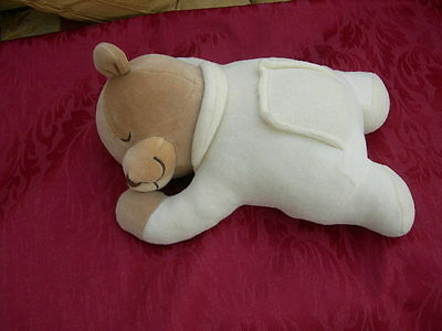 Prince Lionheart Slumber Bear Lemon, To Help Baby Sleep White Noise, Womb, Music