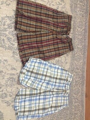 Boys Shorts Size 8 Two Pairs