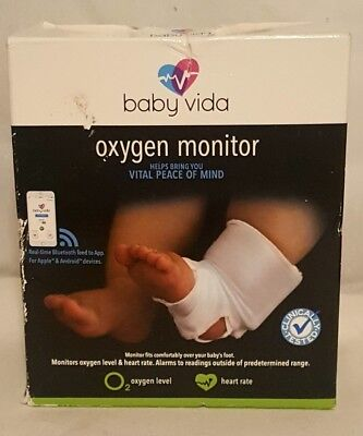 Baby Vida Oxygen and Heart Rate Monitor