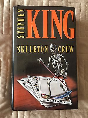 Stephen King Skeleton Crew UK 1st/1st Macdonald