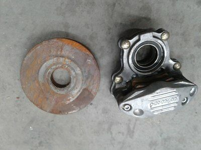 2009 arctic cat m1000 m8 Brake caliper rotor wildwood 300 MMILES