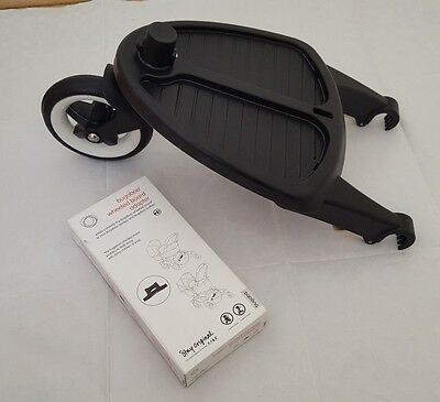 genuine bugaboo Donkey / Buffalo wheeled board    with brand adapter in box #