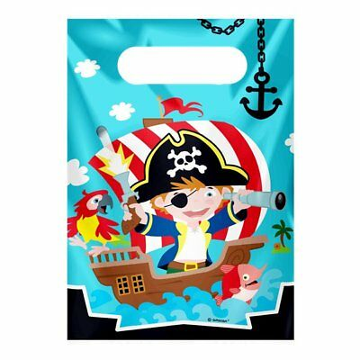 CAPTAIN PIRATE - LOOT PARTY BAGS - Various amounts - for boys girls favours toys