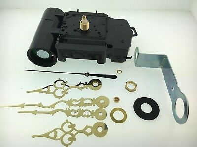 "Takane Chime Pendulum Quartz Battery Movement with Hands to fit a 1/4"" Dial"