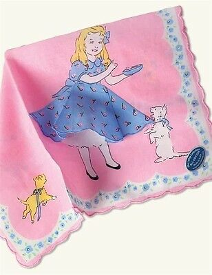 Victorian Trading Co Fancy Nancy Handkerchief Hankie Free Ship NIB