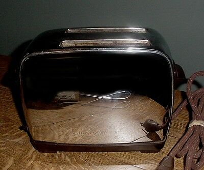 Vintage Canfield Pop Up Toaster---It Works!!!!